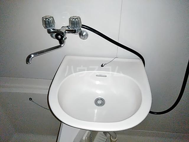 ロイヤルコーポ幸 A 101号室の洗面所
