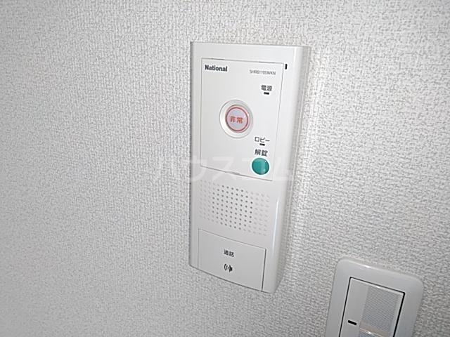 アミティー伊奈 205号室のセキュリティ