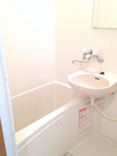エスポワール日吉 205号室の風呂