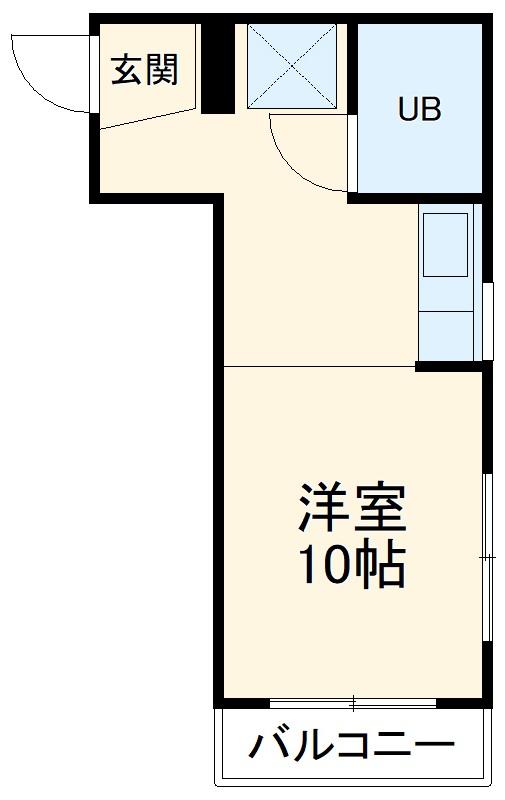 パークマンション本山・A-300号室の間取り