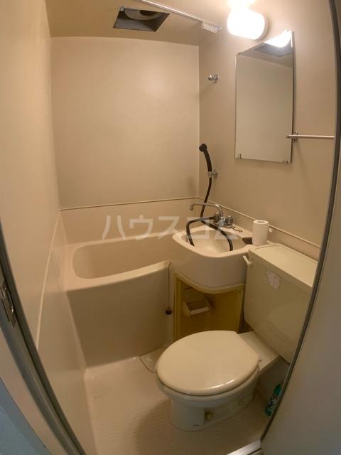 クレール中山 704号室の風呂