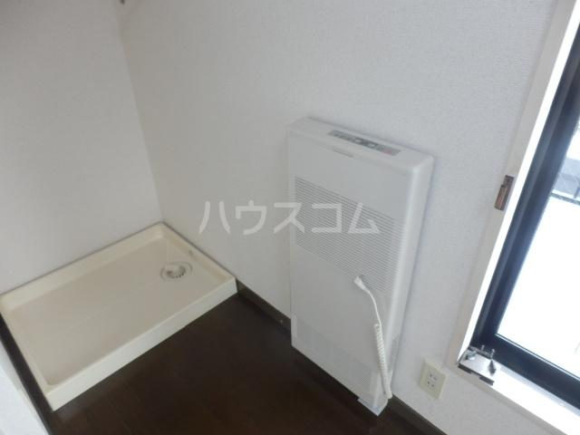 ロイヤルメドウ 407号室の風呂