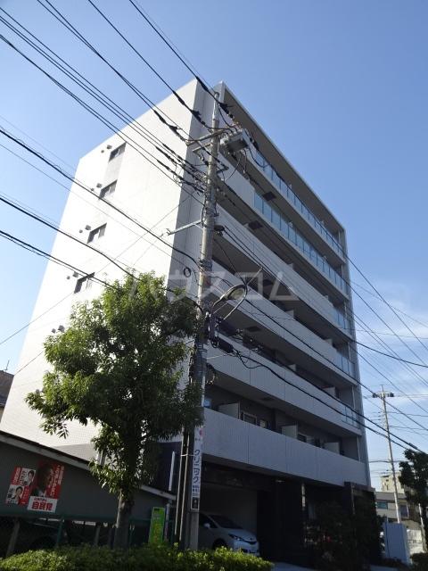 コンフォール亀有 701号室の外観