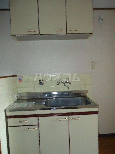 クレールK 106号室のキッチン