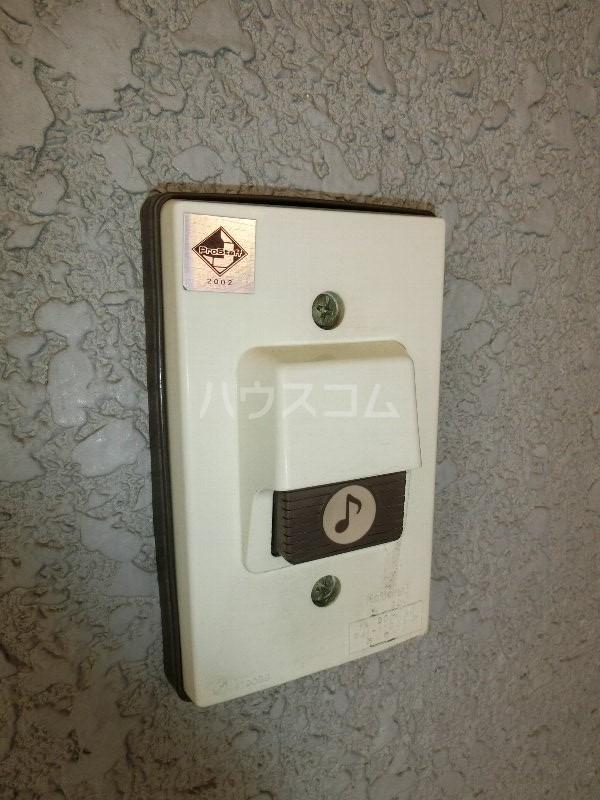 クレールK 203号室のセキュリティ