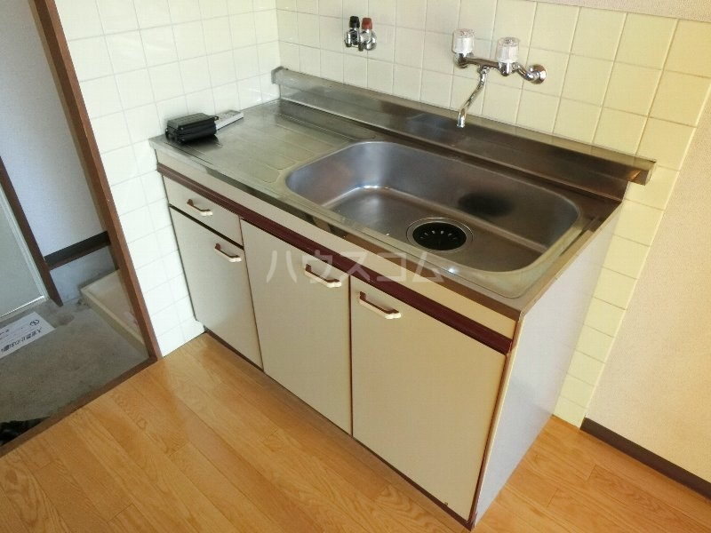 クレールK 203号室のキッチン