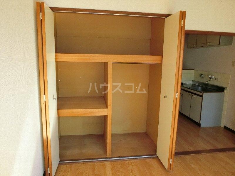クレールK 203号室の収納