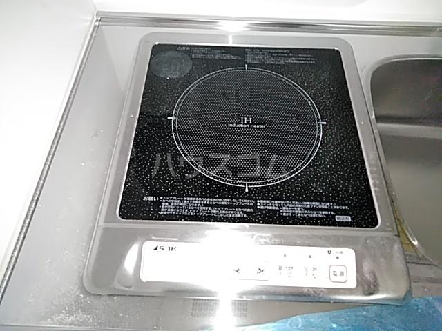 STELLA 202号室のキッチン