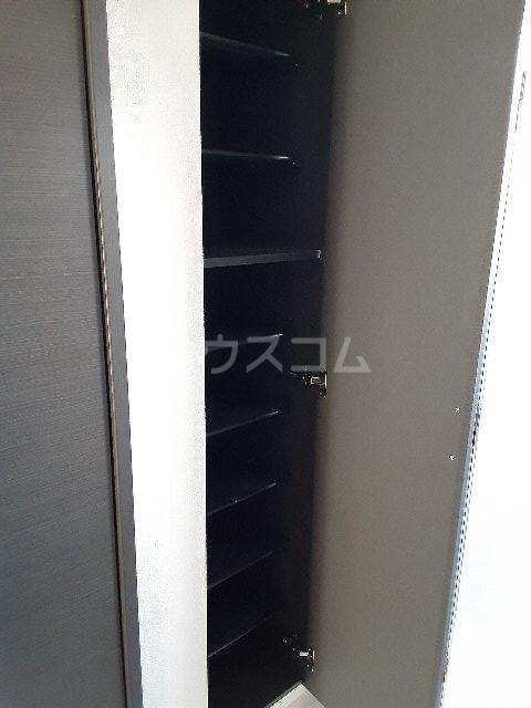 ベルフレージュ 102号室のベッドルーム