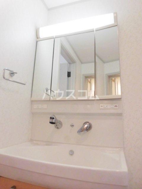 ロフト壱番館 2B号室の洗面所
