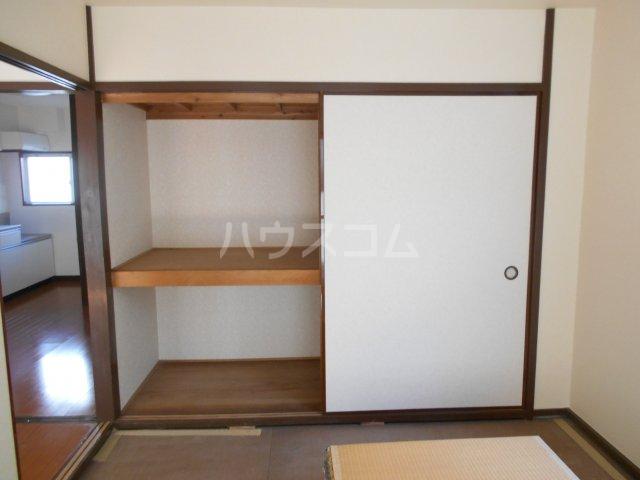 堀口マンション 103号室の収納