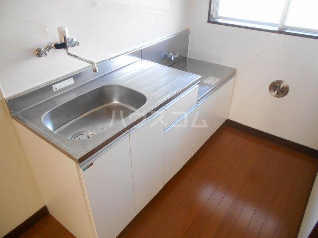 堀口マンション 103号室のキッチン