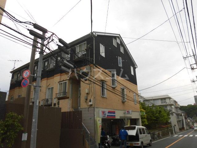アークハイツ成増 308号室のバルコニー