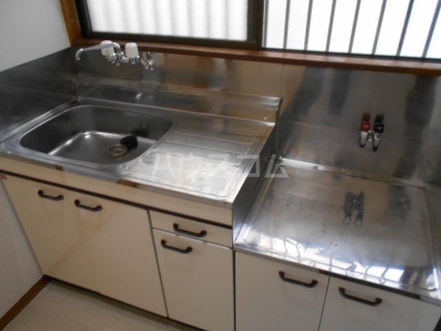 さくら荘 203号室のキッチン