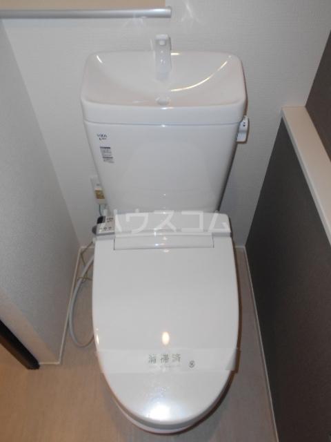 sunrise赤塚ヒルズ 104号室のトイレ