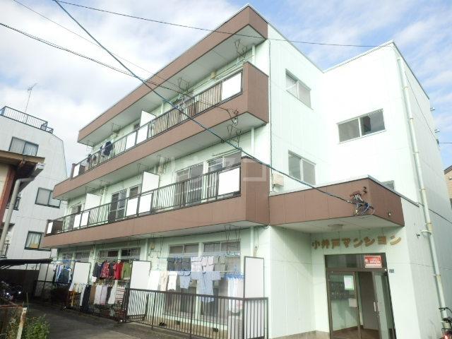 小井戸マンション外観写真