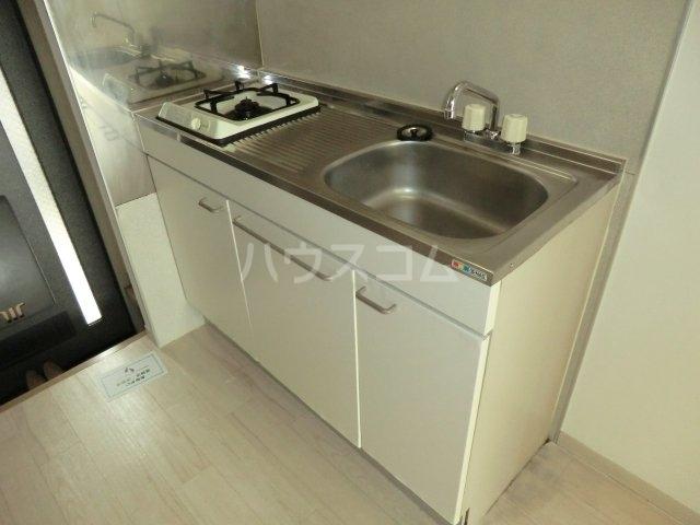 エクサⅡ 101号室のキッチン