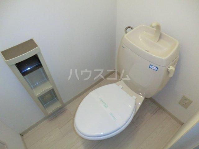 エクサⅡ 101号室のトイレ