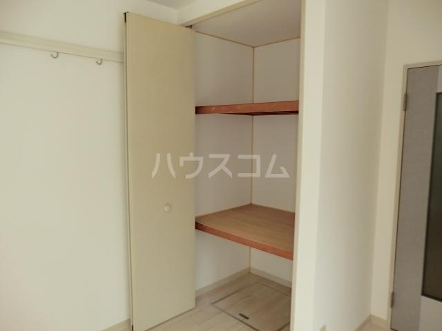 エクサⅡ 101号室の収納