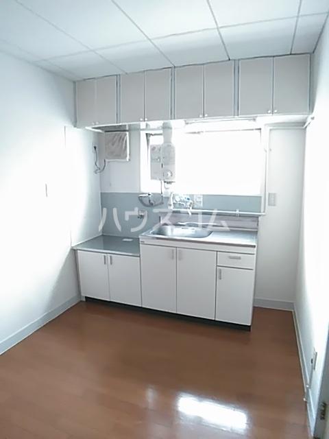 常盤コーポ 306号室のキッチン