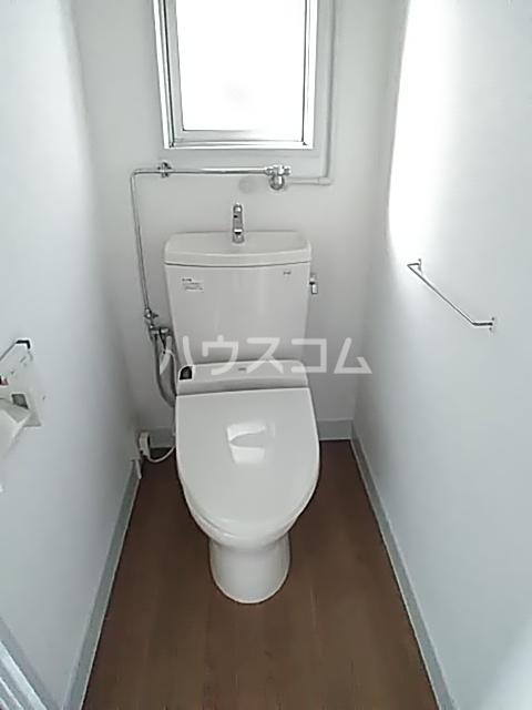 常盤コーポ 306号室のトイレ