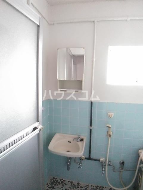 常盤コーポ 306号室の洗面所