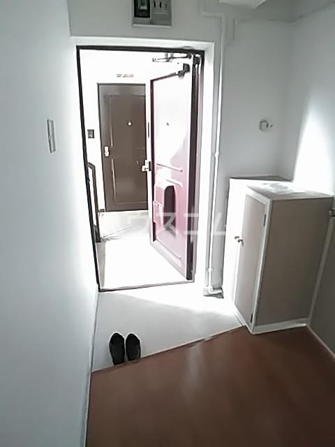 常盤コーポ 306号室の玄関