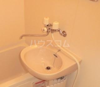イワサレジデンス B棟 105号室の洗面所