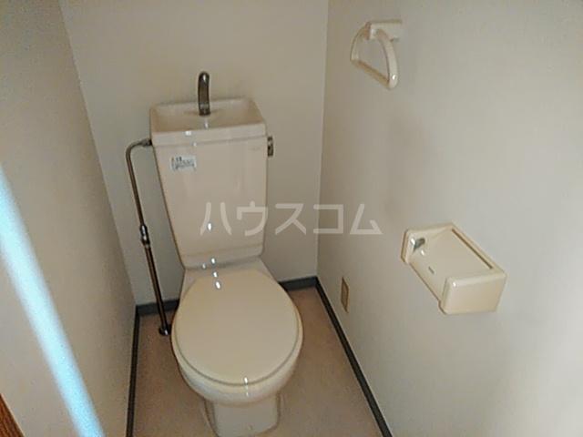 サラミーア 3-D号室のトイレ