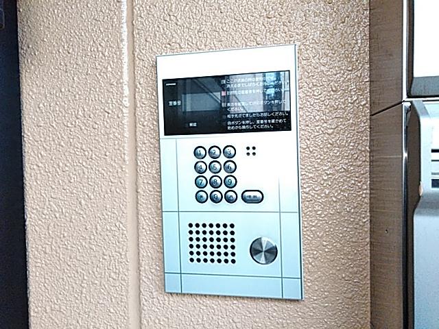 サラミーア 3-D号室のセキュリティ