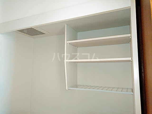 サラミーア 3-D号室の収納