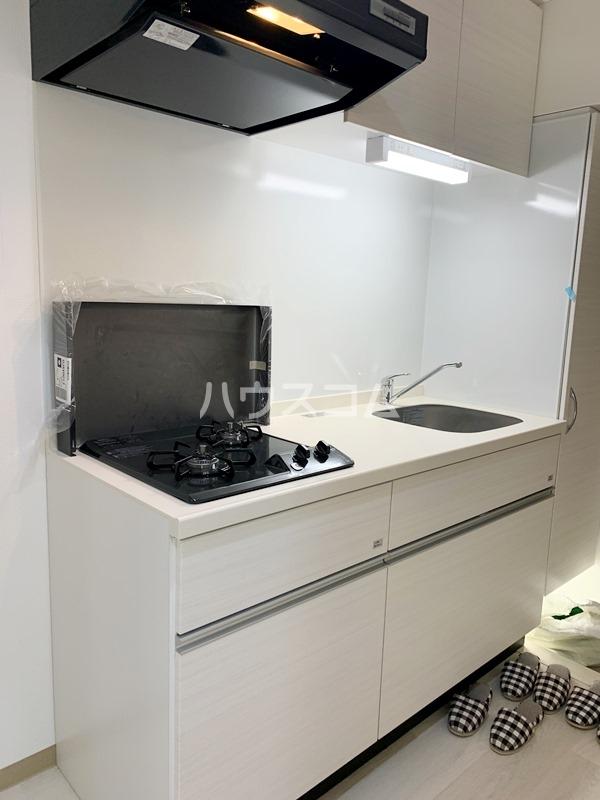 シティライフ東山公園 1003号室のキッチン