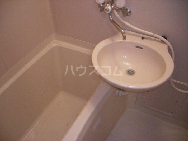 ビューティフルハイツA 203号室の風呂