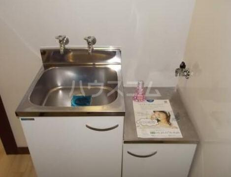 ヴェールノヴァ 102号室のキッチン