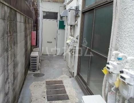 ヴェールノヴァ 102号室のバルコニー