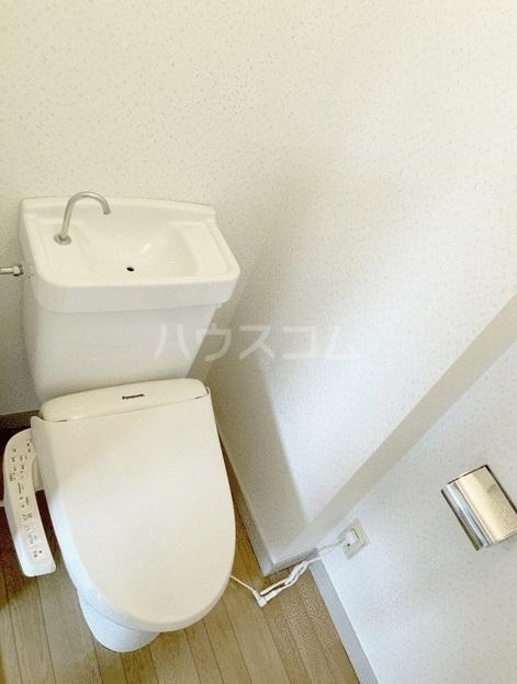 メゾンドセードル 303号室の洗面所