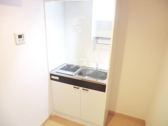 グレイスシールド烏丸 103号室のキッチン