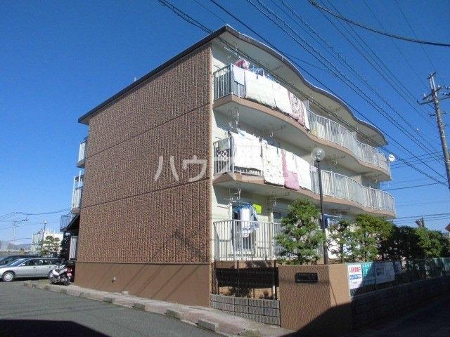 市川カトレアハイツ松塚の外観