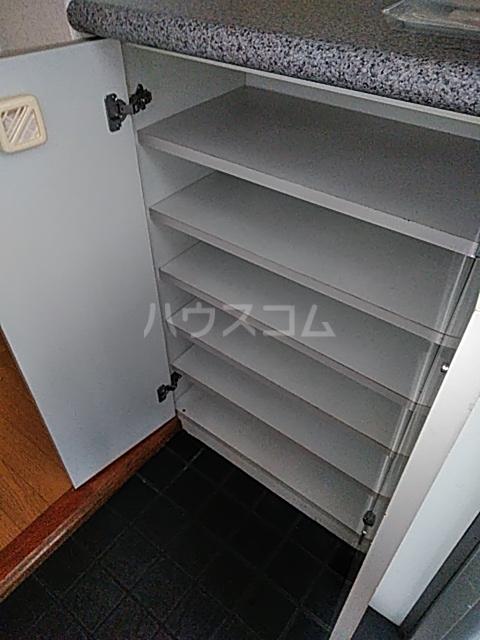 ドリームGビル 203号室の設備
