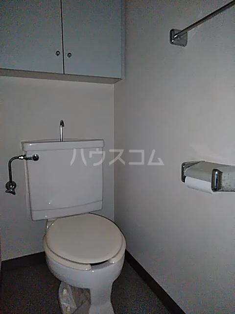 ドリームGビル 203号室のトイレ