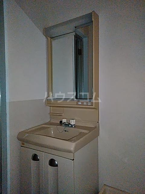 ドリームGビル 203号室の洗面所