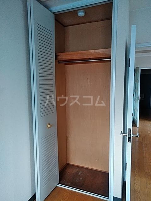 ドリームGビル 203号室の玄関