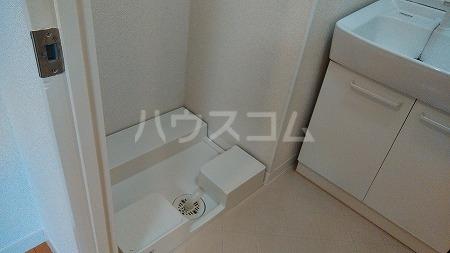 プリミエール烏山 303号室の洗面所