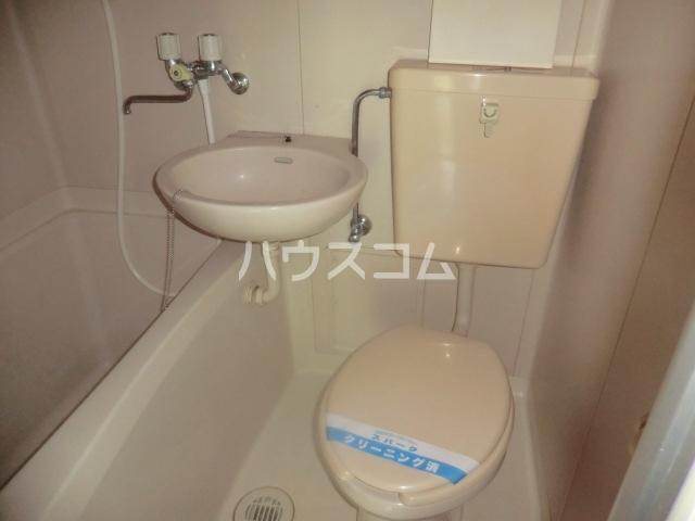 グリーンコーポ日吉 102号室の風呂