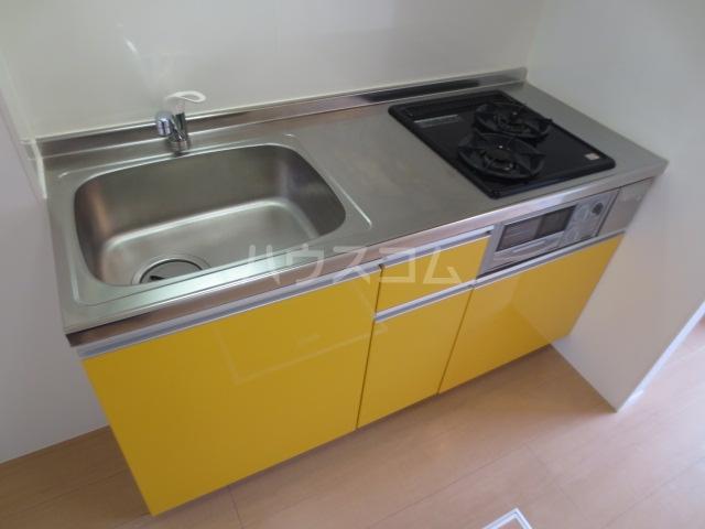 COZY VILLA 103号室のキッチン