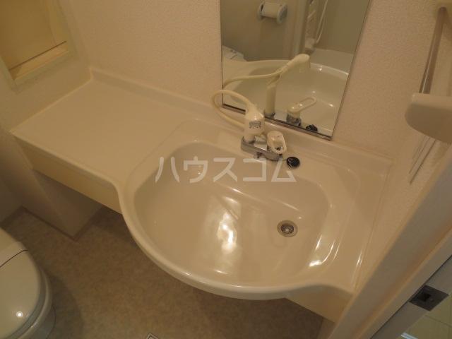 COZY VILLA 103号室の洗面所
