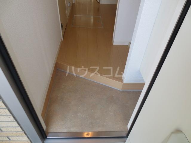COZY VILLA 103号室のトイレ