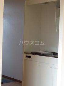 グレイスコート 101号室のキッチン