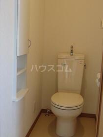 グレイスコート 101号室のトイレ
