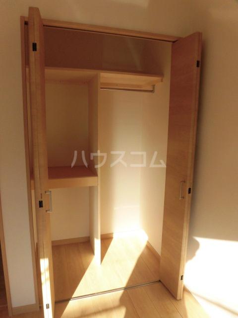 カーサ・ミモザ 1号室の収納